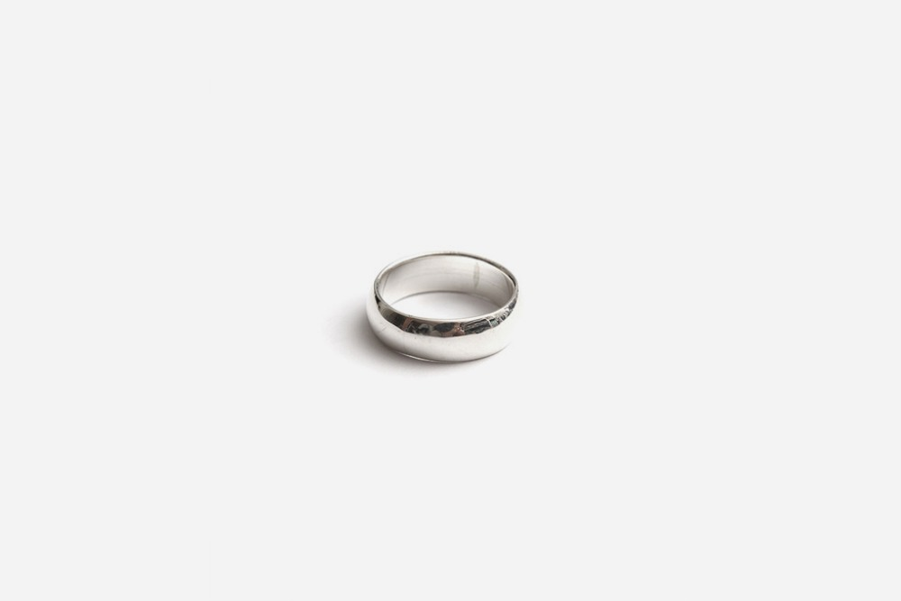 92.5% ORIGINAL SILVER SIMPLE & BASIC RING